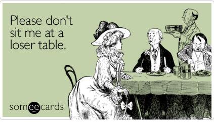 Loser Table